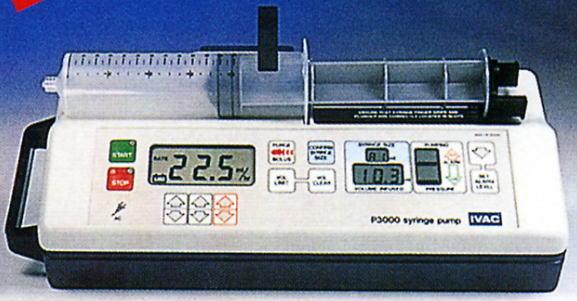 Top 5300 syringe pump